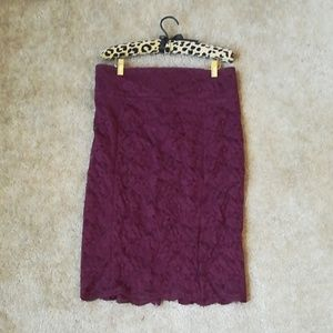 Express pencil skirt in size 12.